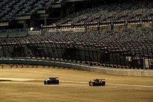 #88 WRT Speedstar Audi Sport Audi R8 LMS GT3, GTD: Frederic Vervisch, Kelvin van der Linde, Ian James, Roman DeAngelis, #85 JDC-Miller Motorsports Cadillac DPi, DPi: Misha Goikhberg, Tristan Vautier