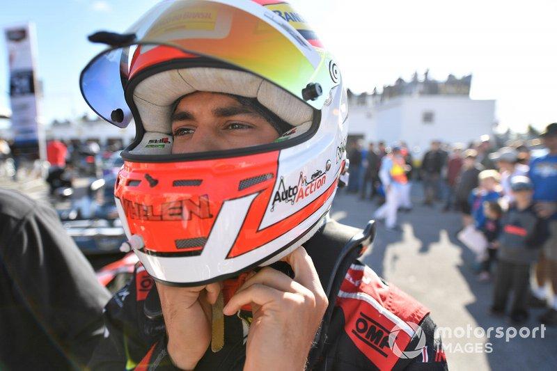 Felipe Nasr, Dragon Racing
