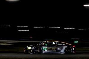 #19 Moorespeed Audi R8 LMS GT3, GTD: Will Hardeman, Alex Riberas, Andrew Davis, Markus Winkelhock