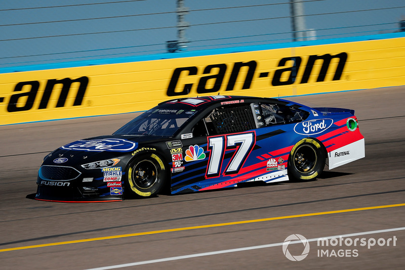 3. Ricky Stenhouse Jr., Roush Fenway Racing, Ford Fusion Ford
