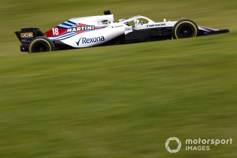 Williams in der Formel 1 2018
