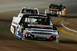 Sheldon Creed, GMS Racing, Chevrolet Silverado United Rentals/AM Ortega