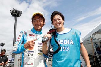脇阪寿一(Juichi Wakisaka)と国本雄資(Yuji Kunimoto)