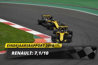 Eindrapport 2018: Renault