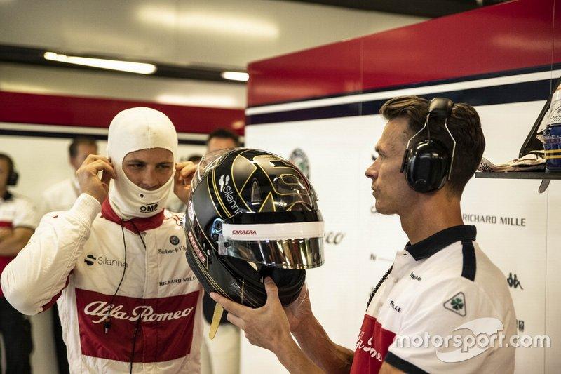 Abu Dhabi - Marcus Ericsson