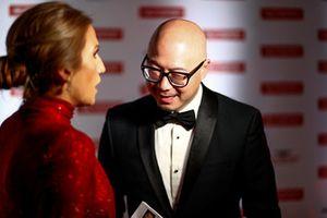 Julia Piquet speaks with Edmund Chu of Techeetah