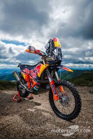 Bike of Red Bull KTM Factory Racing