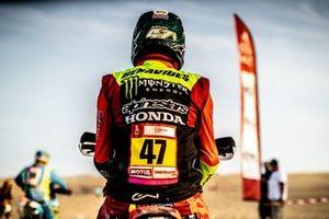 #47 Monster Energy Honda Team Honda: Кевин Бенавидес
