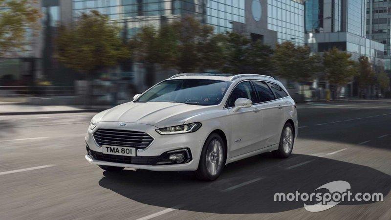 Ford Mondeo 2019 року