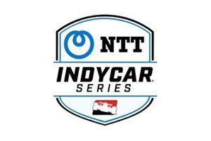 Logo: NTT IndyCar Series