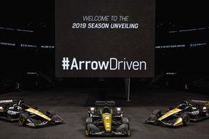 Los coches de Schmidt Peterson Motorsports