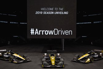 Schmidt Peterson Motorsports cars lineup