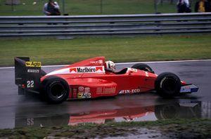 Андреа де Чезарис, BMS Dallara Cosworth F189