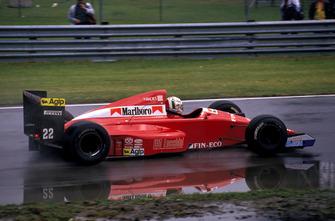 Andrea de Cesaris, BMS Dallara Cosworth F189