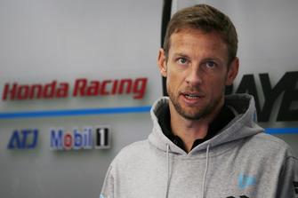#100 RAYBRIG NSX-GT: Jenson Button