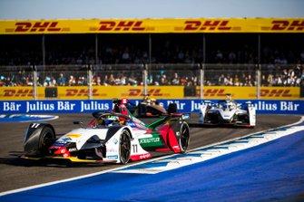 Lucas di Grassi, Audi Sport ABT Schaeffler, Audi e-tron FE05, Jose Maria Lopez, GEOX Dragon Racing, Penske EV-3