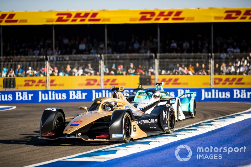 Andre Lotterer, DS TECHEETAH, DS E-Tense FE19,