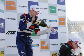 Rookie Podium: Robert Shwartzman, PREMA Theodore Racing Dallara F317 - Mercedes-Benz