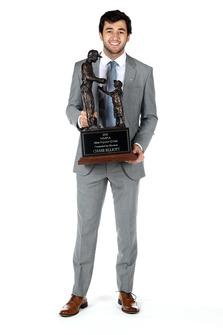 Chase Elliott, Hendrick Motorsports, con il premio per il pilota più popolare