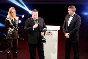 Премия Gregor Grant Award: Зак Браун и Стефан Ратель