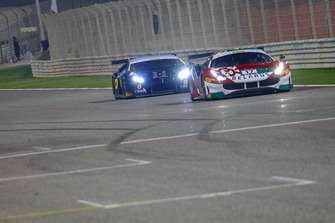 №17 Беларусь, AT Racing Ferrari 488 GT3: Александр Талканица, Александр Талканица-ст.