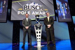 Busch Pole Award, Kurt Busch, Stewart-Haas Racing
