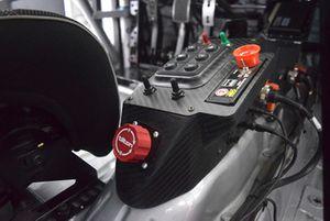 Alfa Romeo Giulietta TCR, dettaglio dei comandi