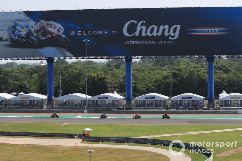 #2: Chang International Circuit (Thailand) - 182,731 km/h