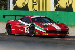 Ferrari 458 Italia -GT3 Light #91, AF Corse: Mann-Cressoni