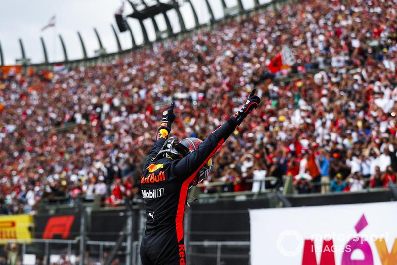 5- GP de México de 2018