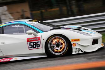 Ferrari 488 #586, GTF Beijing: Min Xiao