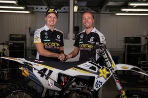 Pauls Jonass, Rockstar Energy Husqvarna Factory Racing MXGP