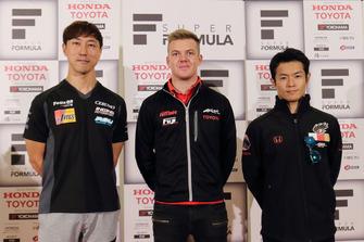 Hiroaki Ishiura, Inging, Nick Cassidy, Kondo and Naoki Yamamoto, Mugen