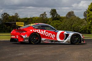 Triple Eight, Scott Taylor Motorsport and Vodafone takımı