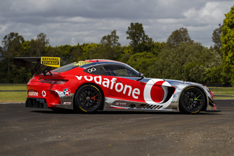 Triple Eight, Scott Taylor Motorsport and Vodafone team up to field legendary Bathurst 12 Hour entry