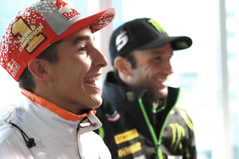 Marc Marquez, Repsol Honda Team, Johann Zarco, Monster Yamaha Tech 3