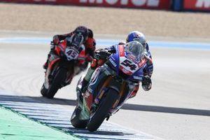 Toprack Razgatlioglu, Scott Redding, Aruba.It Racing - Ducati