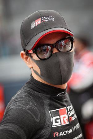Kamui Kobayashi, #7 Toyota Gazoo Racing Toyota GR010 - Hybrid Hypercar