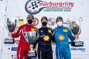 #44 BMW Junior Team BMW M6 GT3: Daniel Harper, Max Hesse, Neil Verhagen