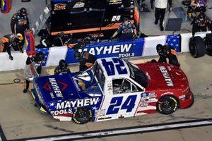 Doug Coby, GMS Racing, Chevrolet Silverado Mayhew Tools