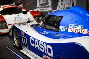 1992 Toyota Gazoo Racing TS010