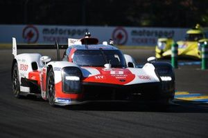 #8 Toyota Gazoo Racing Toyota GR010 - Hybrid Hypercar di Sébastien Buemi, Kazuki Nakajima, Brendon Hartley8