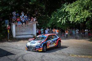 Andrea Crugnola, Pietro Elia Ometto, Hyundai i20 R5
