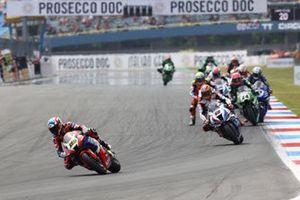 Alvaro Bautista, Team HRC, Michael van der Mark, BMW Motorrad WorldSBK Team