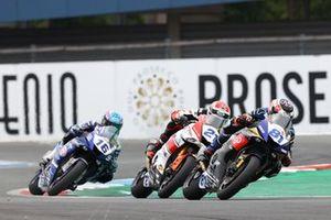 Manuel Gonzalez, Yamaha ParkinGO Team, Randy Krummenacher, EAB Racing Team, Jules Cluzel, GMT94 Yamaha