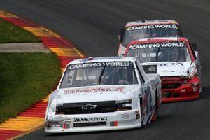 Kaz Grala, Young's Motorsports, Chevrolet Silverado RANDCO/Sim Seats