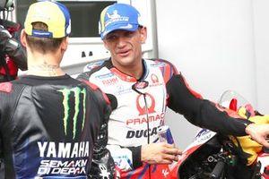 Fabio Quartararo, Yamaha Factory Racing, Jorge Martin, Pramac Racing