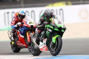 Alex Lowes, Kawasaki Racing Team WorldSBK, Alvaro Bautista, Team HRC
