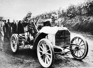 Automobilismo nas Olimpíadas de 1900