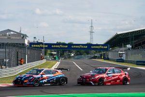 John Filippi, Hyundai Motorsport N, Hyundai Veloster N ETCR, Luigi Ferrara, Romeo Ferraris-M1RA, Alfa Romeo Giulia ETCR